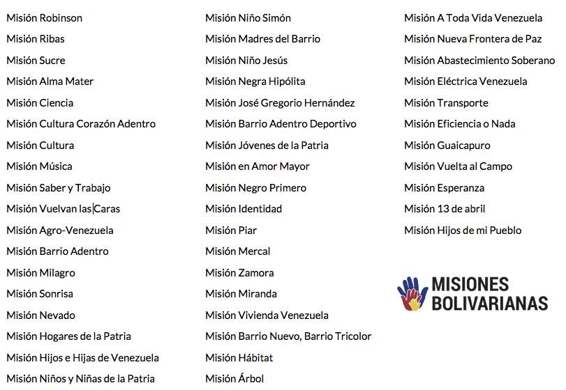 misiones-venezuela